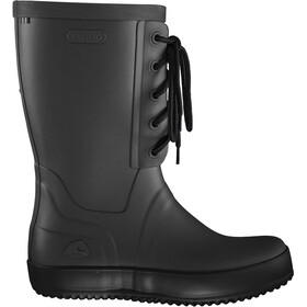 Viking Footwear Retro Logg Rubber Boots Women black